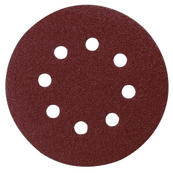 MAKITA P-43533 SANDING DISC 125mm 40 GRIT PACK OF 10 FOR BO5031 SANDER