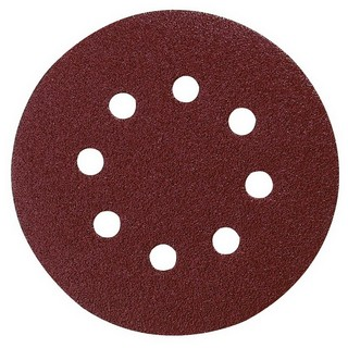 MAKITA P-43555 SANDING DISC 125MM 80 GRIT PACK OF 10 FOR BO5031 SANDER