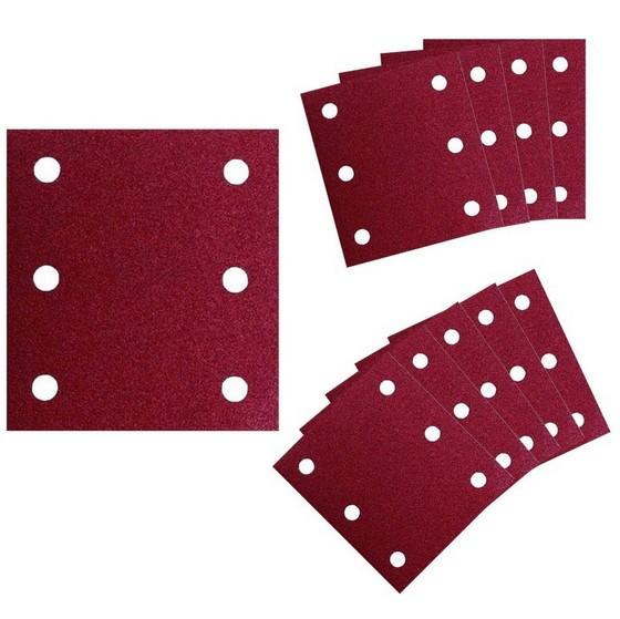 MAKITA P33118 SANDING SHEET 114 x 102MM 100 GRIT PACK OF 10 FOR BO4555 SANDER lowest price