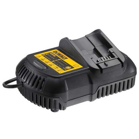 DEWALT DCB105GB UNIVERSAL XR LITHIUM ION CHARGER FOR 108V 144V 18V BATTERIES