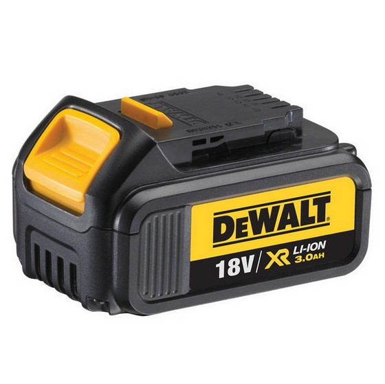 DEWALT DCB180 18 VOLT 3.0Ah XR LITHIUM ION BATTERY PACK