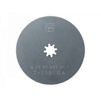 FEIN 63502097027 HSS CIRCULAR SAW BLADE 80MM (LOOSE)