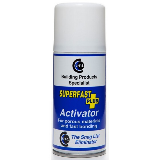CT1 SUPERFAST SUPER GLUE ACTIVATOR