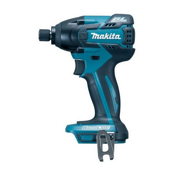 MAKITA DTD129ZJ 18V LXT BRUSHLESS IMPACT DRIVER (BODY ONLY) SUPPLIED IN MAKPAC CASE