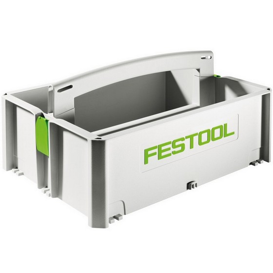 FESTOOL 495024 TOOL BOX SYSTB 1 OPEN TOP TOOL TOTE BOX SYSTAINER