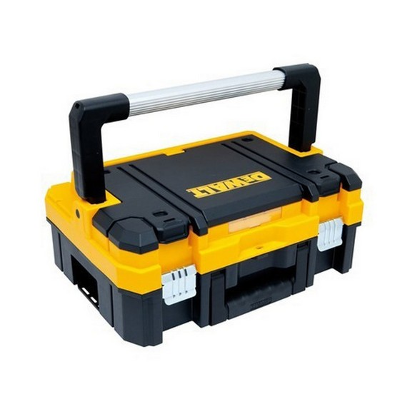 Image of DEWALT DWST170704 TSTAK 1 POWER TOOL & ACCESSORY CASE