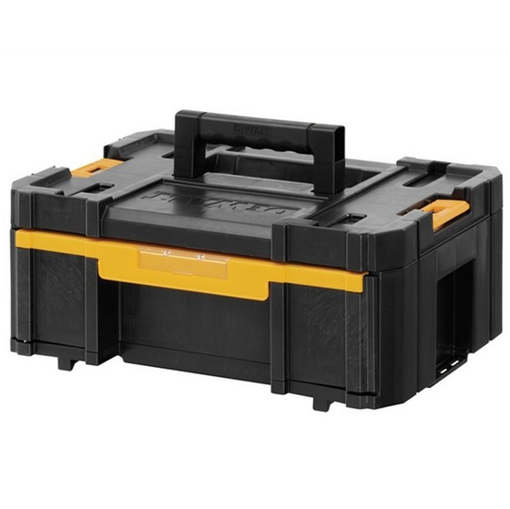 Image of DEWALT DWST170705 TSTAK 3 DEEP DRAWER STORAGE CASE