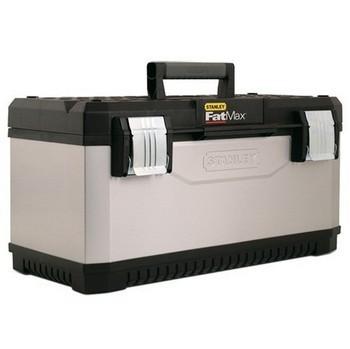 STANLEY STA195616 FATMAX 23IN METAL PLASTIC TOOL BOX lowest price