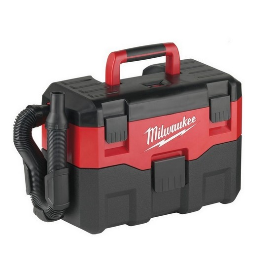 MILWAUKEE M18VC0 18V WET AND DRY VACUUM CLEANER CORDLESS DUST EXTRACTOR BODY ONLY