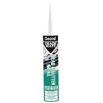 GEOCEL 2940370 TRADE MATE LEAD & GUTTER SEALANT BLACK 310ML