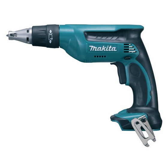 Image of MAKITA DFS451Z DRYWALL SCREWDRIVER WITH BUILT IN DEPTH STOP BODY ONLY