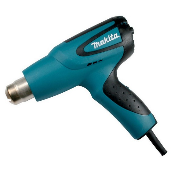 Image of MAKITA HG5012K 1600W 2 SPEED HEAT GUN IN CARRY CASE 240V