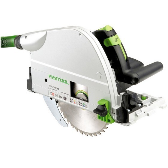FESTOOL 561439 TS75 EBQ-PLUS GB 110V CIRCULAR SAW (NO RAIL)