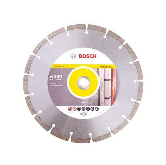 BOSCH 2608602796 300MM DIAMOND DISC