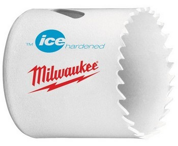 MILWAUKEE 49560102 ICE HARDENED HOLESAW 44MM