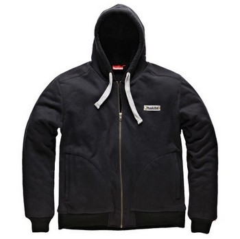 MAKITA MW099 DXT HOODED SWEATSHIRT (EXTRA LARGE)