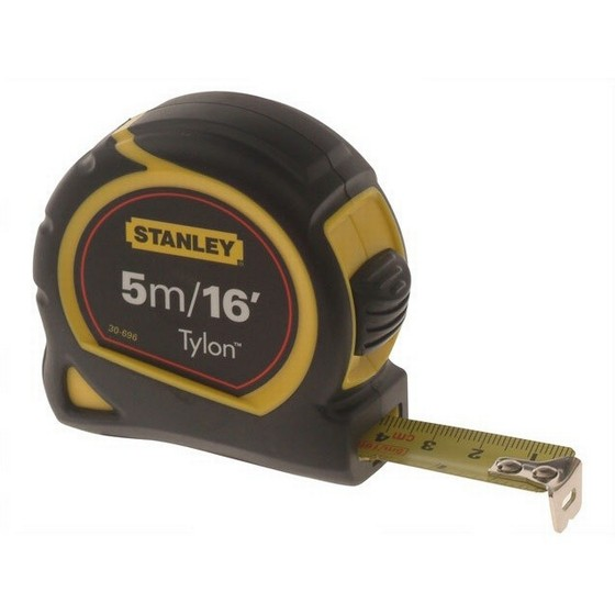 STANLEY STA030696N POCKET TAPE MEASURE 5M/16FT