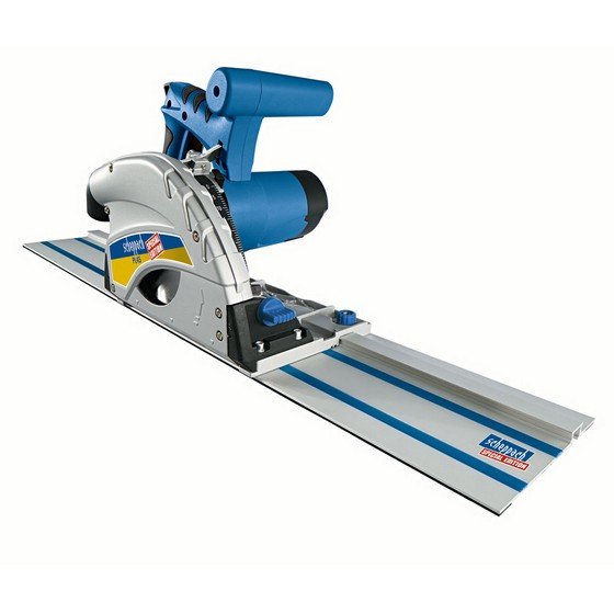 SCHEPPACH PL45 240V 145MM PLUNGE SAW 240V WITH 70CM GUIDE RAIL