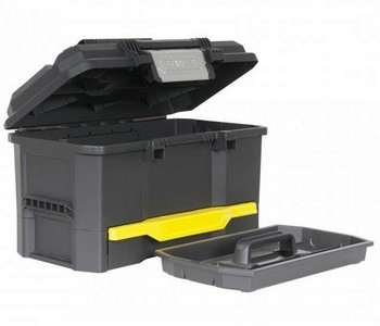 STANLEY STA170316 ONE TOUCH TOOLBOX 19 INCH WITH DRAWER