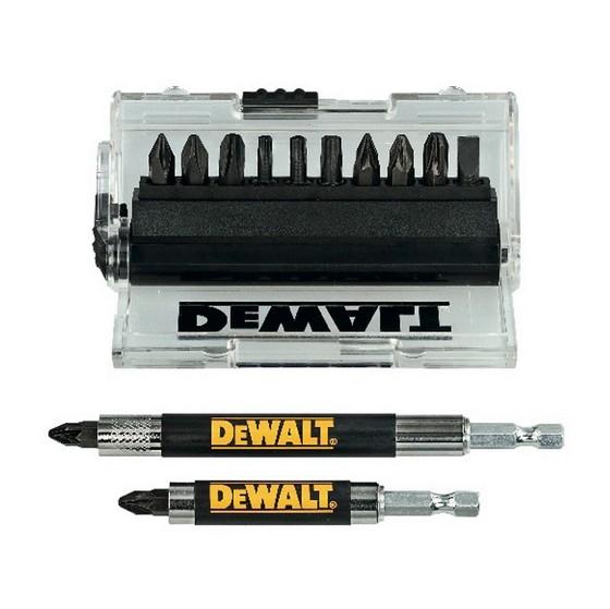 Image of Dewalt Dt70512tqz 14 Piece Impact Rated Screwdriver Set