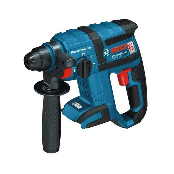BOSCH GBH18V-EC 18V SDS PLUS BRUSHLESS HAMMER DRILL (BODY ONLY) SUPPLIED IN L-BOXX