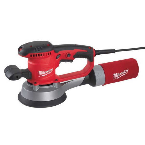 MILWAUKEE ROS150E-2 150MM DUAL ORBIT SANDER 240V
