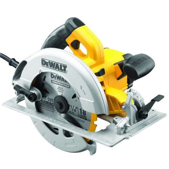 Image of DEWALT DWE575K 190MM CIRCULAR SAW 110V