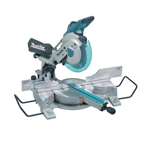 MAKITA LS1016 260MM DOUBLE BEVEL MITRE SAW 240V