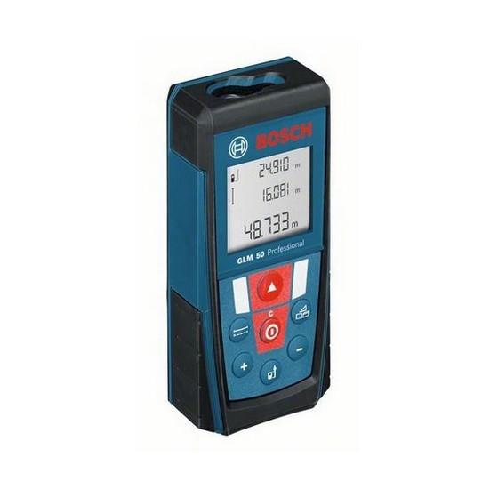 Image of Bosch Glm50 50m Laser Range Finder