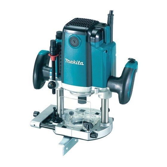 Image of MAKITA RP1801XK 12IN ROUTER 110V SUPPLIED IN CARRY CASE