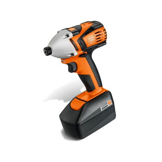 FEIN ASCD18-W4 18V IMPACT DRIVER WITH 2X 4.0AH LI-ION BATTERIES