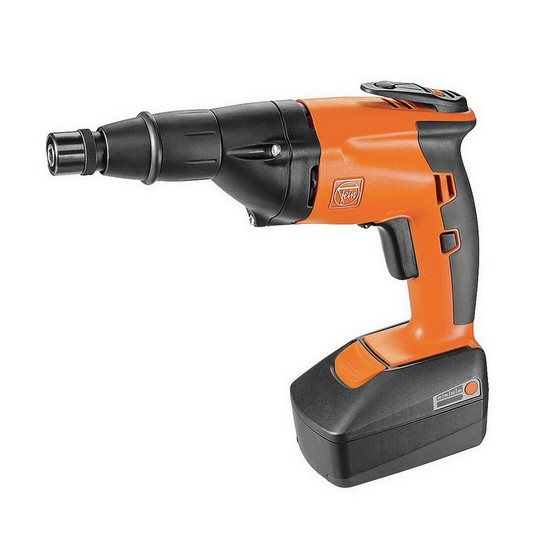 Image of FEIN ASCT18 18V DRYWALL SCREWDRIVER 2X 30AH LIION BATTERIES