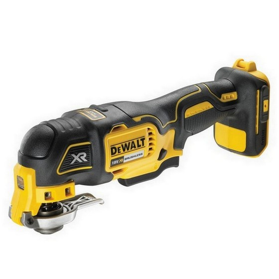 DEWALT DCS355N 18v MULTI TOOL (Bare Unit) SUPPLIED WITH 29 ACCESSORIES