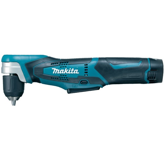 MAKITA DA331DWE 10.8V ANGLE DRILL 2 x 1.3AH LI-ION BATTERIES