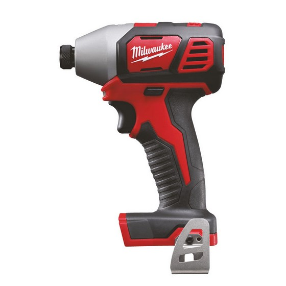 Image of MILWAUKEE M18BID0 M18 18V COMPACT IMPACT DRIVER BODY ONLY