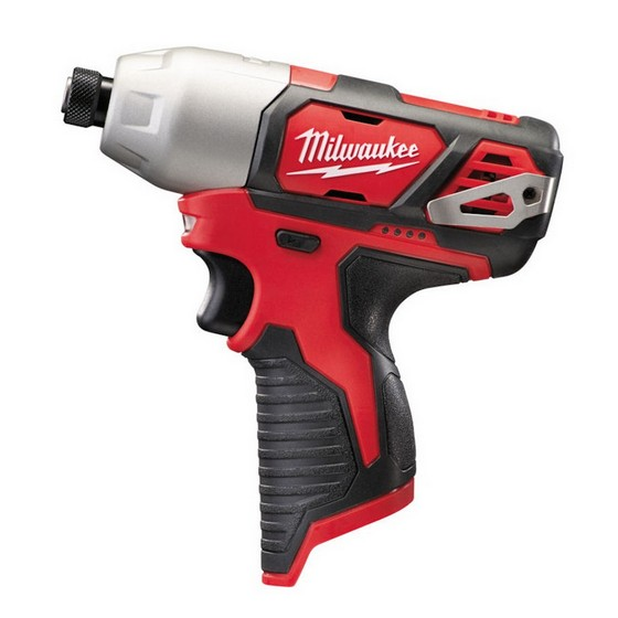 MILWAUKEE M12BID-0 M12 12V COMPACT IMPACT DRIVER (BODY ONLY)