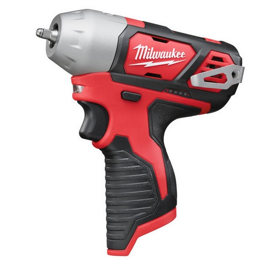 Milwaukee M12BIW14-0 M12 12V Compact Impact Wrench 1/4 Inch (Bare Unit)