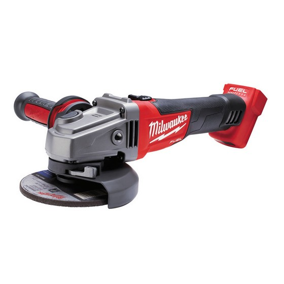Milwaukee M18CAG115X-0 M18 18V Body Only FUEL 115mm Brushless Angle Grinder