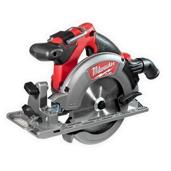 Image of MILWAUKEE M18CCS550 18V FUEL BRUSHLESS CIRCULAR SAW BODY ONLY