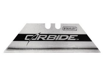 STANLEY STA011800 PACK OF 5 CARBIDE KNIFE BLADE