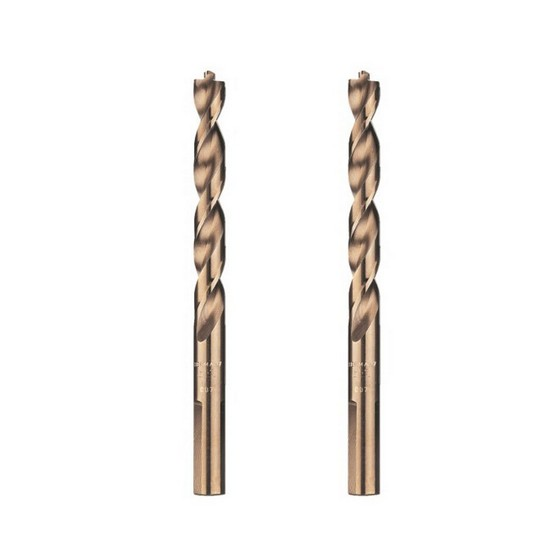 Image of Dewalt Dt5035qz 15x40mm Extreme 2 Metal Drill Bits Pack Of 2