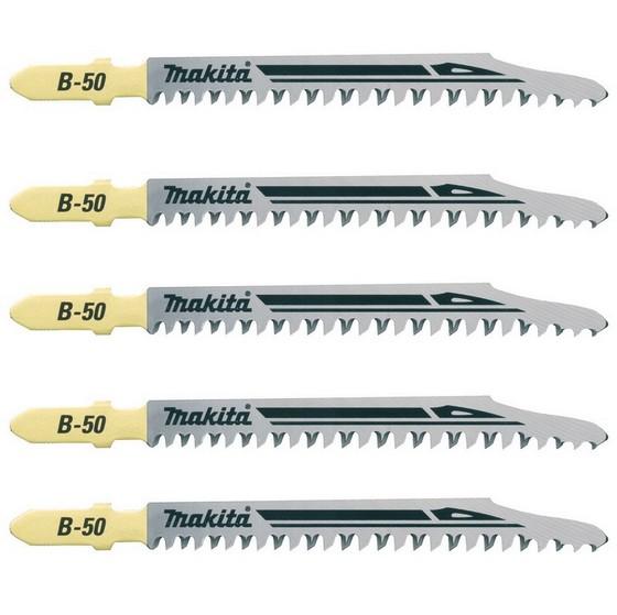 MAKITA B06460 PACK OF 5 T123X WOOD SUPER EXPRESS JIGSAW BLADE 85TPIX75MM lowest price