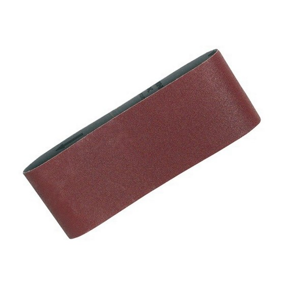 MAKITA P-36918  SANDING BELT 100X610MM 100 GRIT PACKOF 5 FOR 9404 BELT SANDER