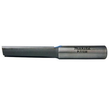 MAKITA P-77338 STRAIGHT DOUBLE FLUTE TCT ROUTER CUTTER 1/2 INCH