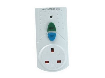 FAITHFULL FPPRCD RCD ADAPTOR CIRCUIT BREAKER