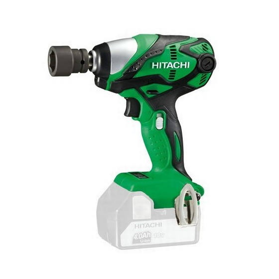 Image of Hitachi Wr18dsdll4 18v Impact Wrench Body Only