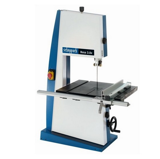 SCHEPPACH BASA 3V, 300MM VARIABLE SPEED BANDSAW