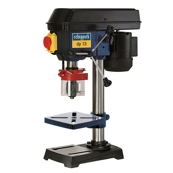 SCHEPPACH DP13. 5 SPEED BENCH MOUNTED HOBBY DRILL PRESS 240V