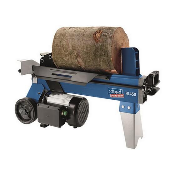 Buy cheap scheppach log splitter compare garden tools for Garden equipment deals
