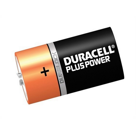 Duracell DURDK6P Pack Of 6 D Alkaline Batteries